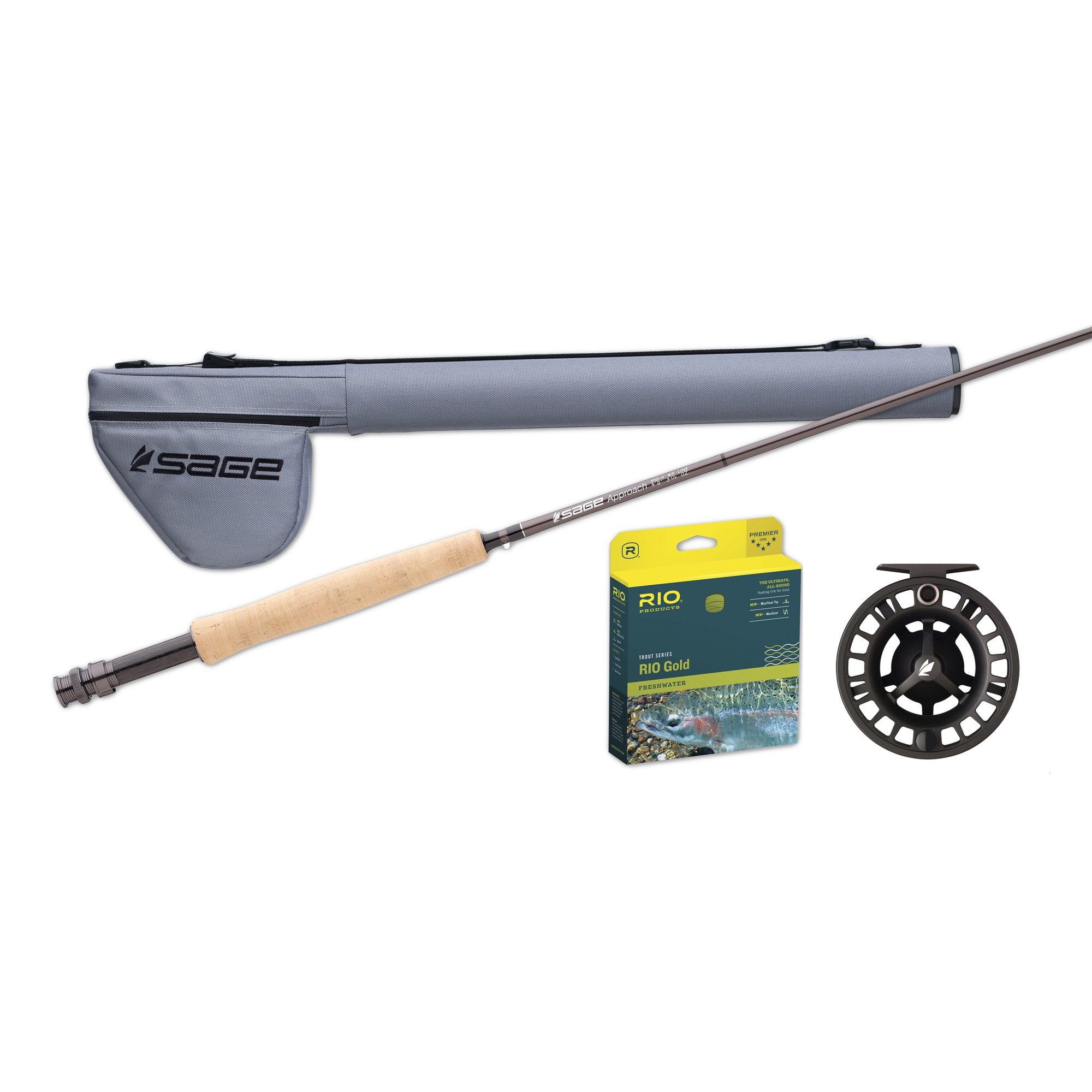 Fly fishing gear waders boots canada online best price for Fly fishing combos
