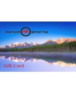 PLASTIC GIFT CARD (MAILED)