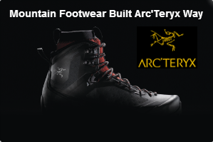 Arc'Teryx Mountain Footwear