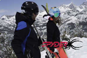 Spyder Winter 2014 Ski Jackets ad Pants