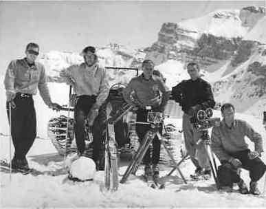 Monod Sports founded by John Monod in 1949