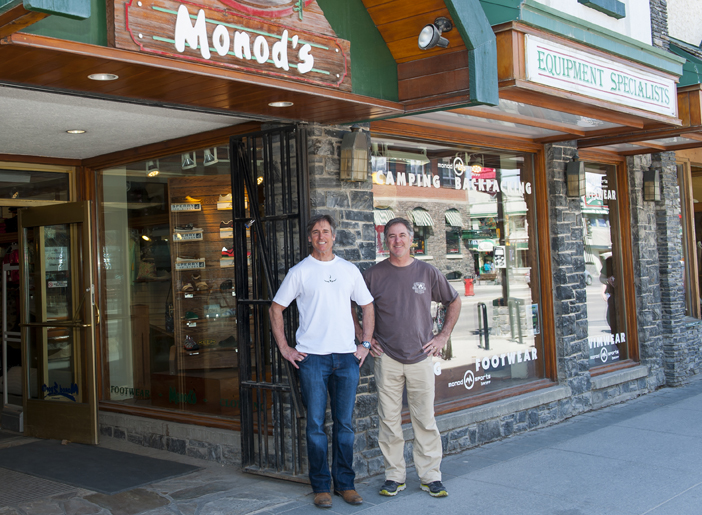 Monod Sports Retail and Online Store Owners