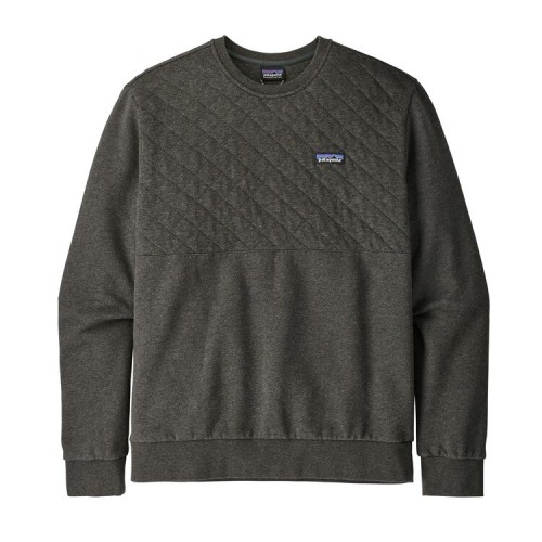 Patagonia Men's Cotton Quilt Crewneck Sweatshirt (S2020)