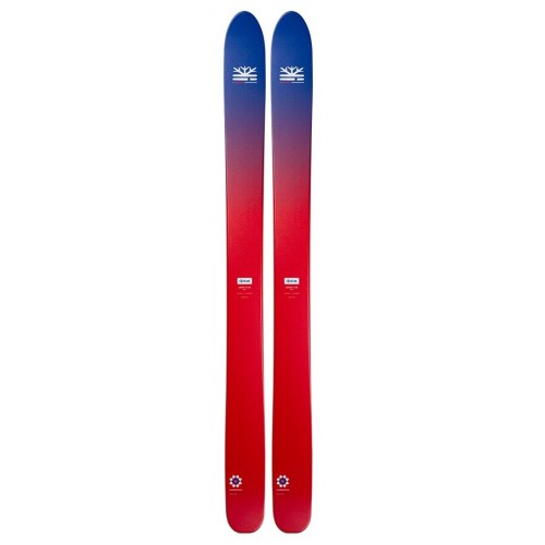 DPS Lotus 124 Foundation Skis (W16-17)