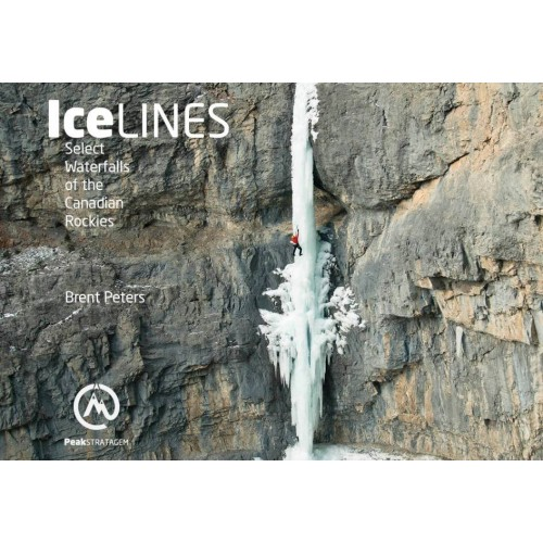 Ice Lines - Select Waterfalls in Canadian Rockies