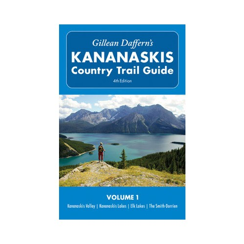 Kananaskis Country Trail Guide Vol.1