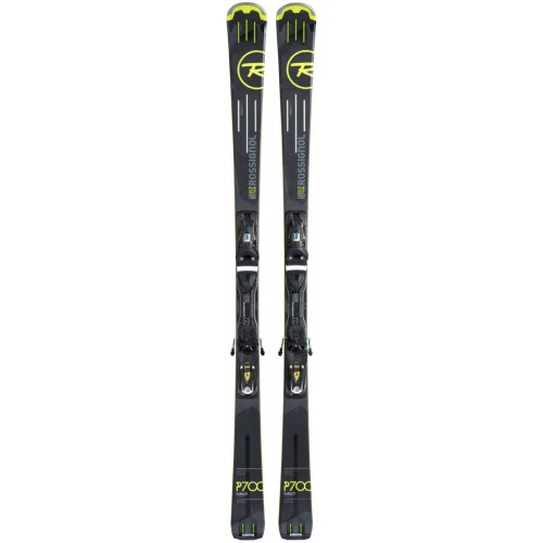 Rossignol Pursuit 700 TI w/ Look SPX 12 Fluid Binding (W16-17)
