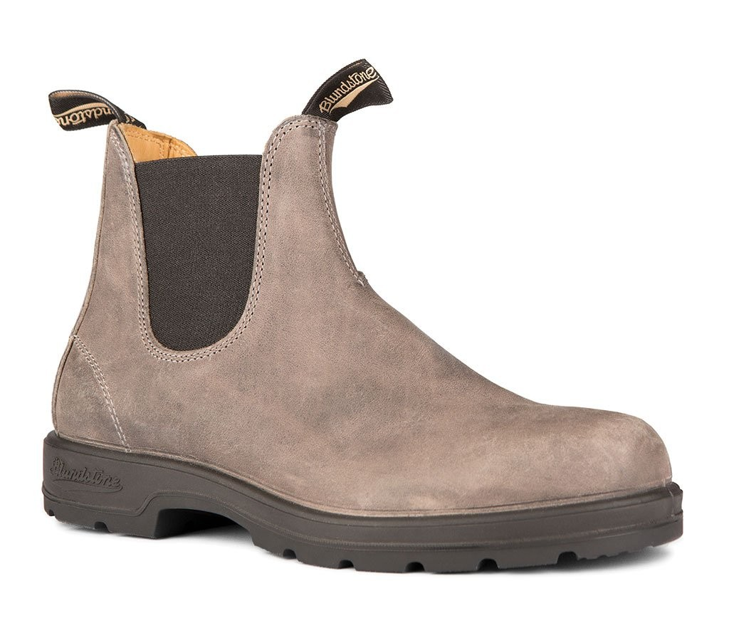 Blundstone women's boots have a distinctive look — most styles feature leather construction and quality elastic side panels for comfort. There's a model for every women, whether she needs steel-toed work boots or something more lightweight and active.