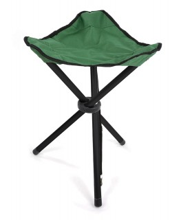Chinook Tripod Folding Stool (Steel)
