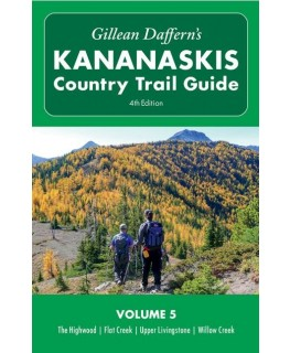 Kananaskis Country Trail Guide - 4th Edition by Gillean Daffern's