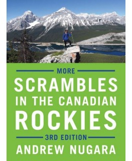 More Scrambles in the Canadian Rockies – 3rd Edition