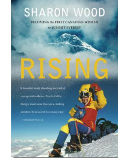 Rising: Becoming the First Canadian Woman to Summit Everest