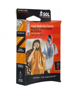 Adventure Medical Kits - Heat Reflective Poncho