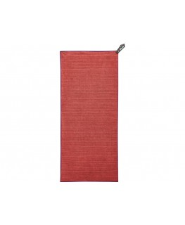 PackTowl Luxe Towel (Hand). Vivid Coral