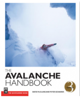 The Avalanche Handbook: 3rd Edition