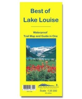 Gem Trek Best of Lake Louise Map