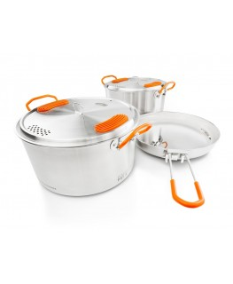 GSI Glacier Base Camper Medium Cookset