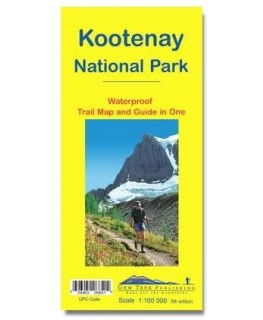 Gem Trek Kootenay National Park Map