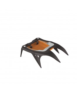 Petzl Irvis Crampon Front Sections