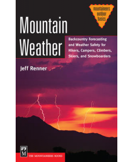 Mountain Weather: Backcountry Forecasting