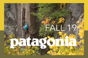 PATAGONIA NEW IN FALL 2019