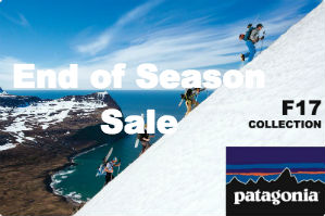 Patagonia Winter Collection Sale
