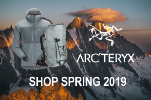 Arc'teryx Fall18 Collection